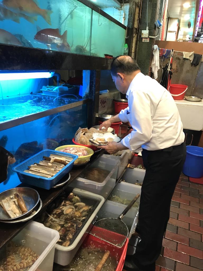 Seafood Selector