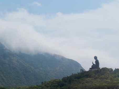 Tain Tan Budha, Lantau Island
